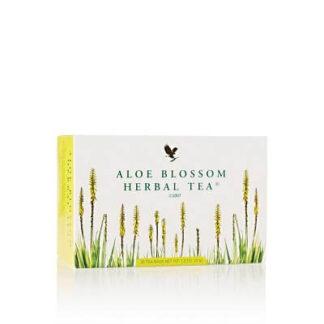 forever Aloe blossom herbal tea forever living kuwait 1 فوريفر الو بلوسوم هيربال تى شاى اعشاب فوريفر منتجات فوريفر ليفينج الكويت