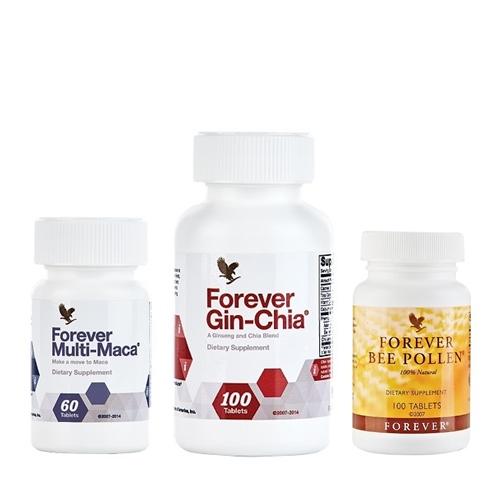 forever multi maca bee pollen gin chia offer forever living products kuwait عرض فوريفر مالتى ماكا جين شيا بى بولين فوريفر ليفينج الكويت