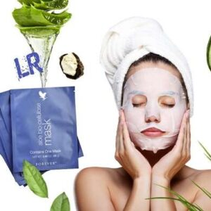 Forever bio cellulose mask forever living products kuwait ماسك فوريفر بيو سيلولوز ماسك منتجات فوريفر ليفينغ الكويت