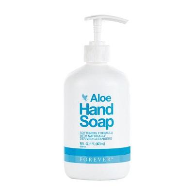 aloe hand soap forever living products kuwait صابون اليد فوريفر الو هاند سوب منتجات فوريفر ليفينغ الكويت