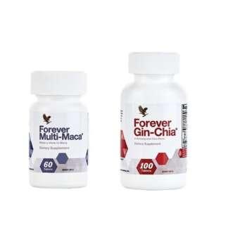 forever multi maca forever gin chia kuwait فوريفر ملتى ماكا فوريفر جين شيا منتجات فوريفر الكويت